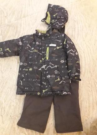 Зимний костюм reima на 7-8 лет