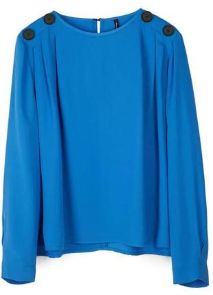Новая шикарная блуза stradivarius размер м2 фото