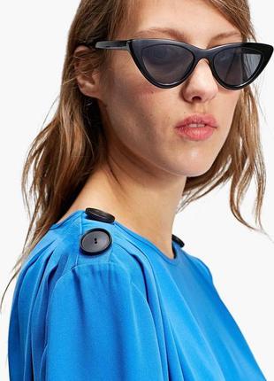 Новая шикарная блуза stradivarius размер м3 фото
