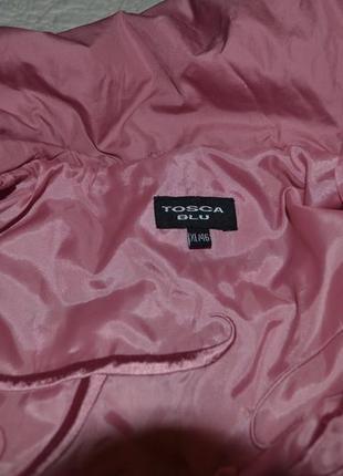 Зимова куртка (натуральний пух)3 фото