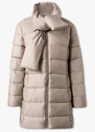 Зимняя куртка стеганое пальто c&a зимова куртка 36