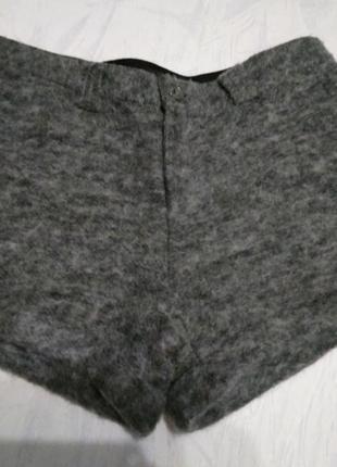 S.nob трендовые,  классные шорты супер тёплые2 фото