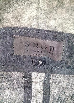 S.nob трендовые,  классные шорты супер тёплые4 фото