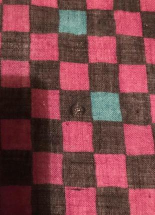 Платок в квадратики givenchy nouvelle boutique8 фото