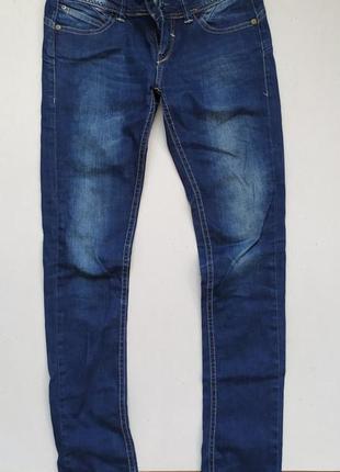 Классные джинсы, заниженная талия, vingino