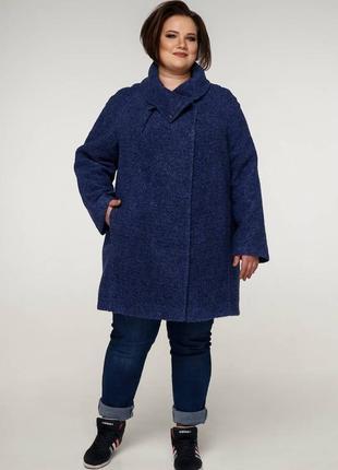Шикарное пальто шерстяное для шикарных дам, 54-68,1 фото