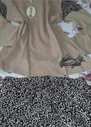 Doremi  пижама женская2 фото
