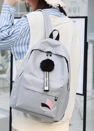 Новинка, рюкзак женский👌💐3 фото