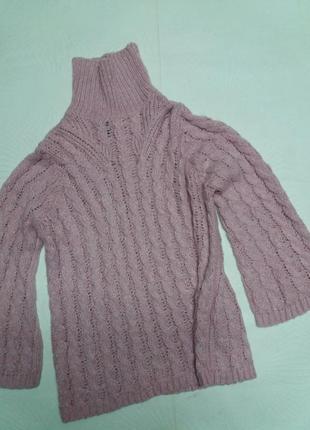 Замечательный мягкий свитерок f&f2 фото