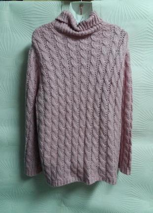 Замечательный мягкий свитерок f&f3 фото