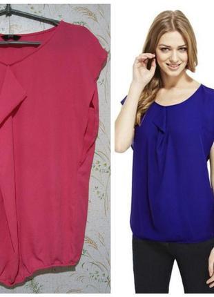 Воздушная блуза f&f, uk14