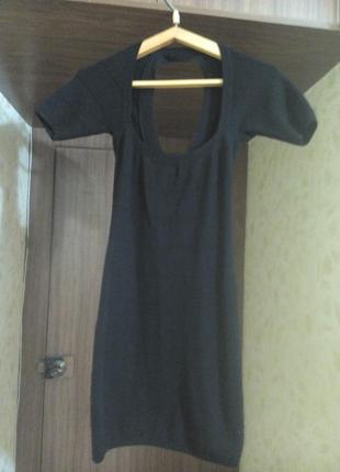 Платье теплое на замочке1 фото