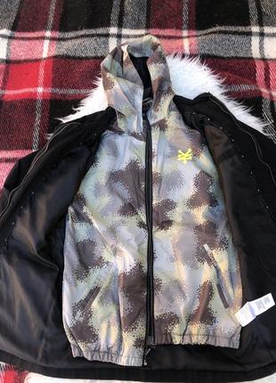 Куртка + ветровка 2 в 1 zoo york