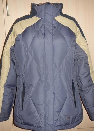 Пуховая куртка helly hansen p.l(48)