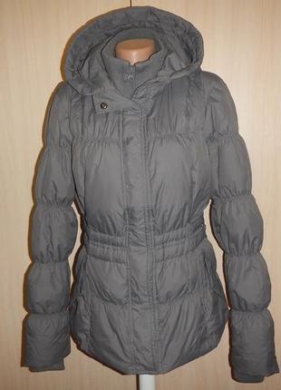 Пуховая куртка warehouse р.36(10)