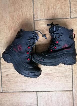 Ботинки сапоги columbia