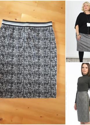 Трикотажная юбка с лампасами witteveen.