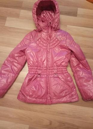 Теплая курточка на холодную осень /зима