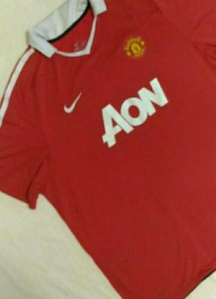 Футболка nike manchester united,  р.xxxl