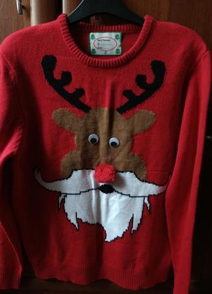 Новогодний свитер cedarwood state