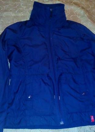 Подростковая куртка с капюшоном германия
