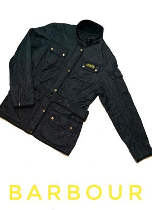 Стеганая куртка barbour international