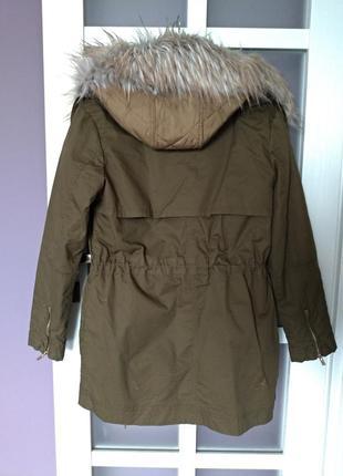 Дівчатка! бомбезна куртка-трансформер від reserved2 фото