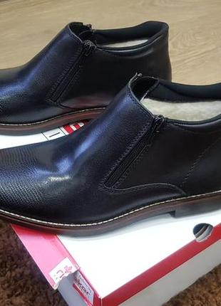 Ботинки мужские зима 40 р новые .rieker