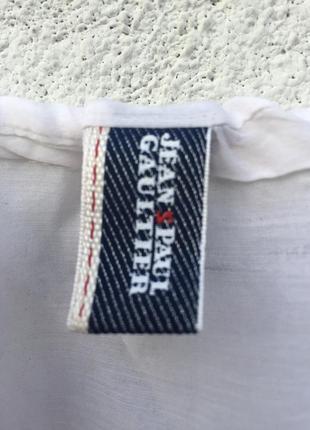 Блузка jeans paul gaultier2 фото