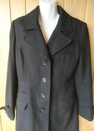 Пальто 60%шерсть2 фото