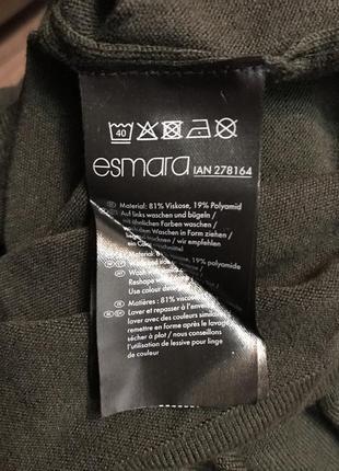 Платье, тёплая туника esmara6 фото