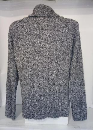 Кофта свитер мягкий с горловиной хомут atmosphere uk 6/34/xxs3 фото
