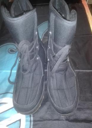 Mounty snow boots зимние ботинки снегоступы,водонепроницаемые,