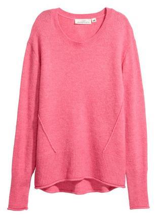 Розовый свитер hm6 фото