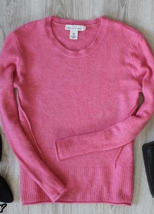 Розовый свитер hm2 фото
