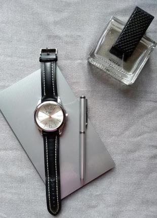 Мужские наручные часы amber time quartz