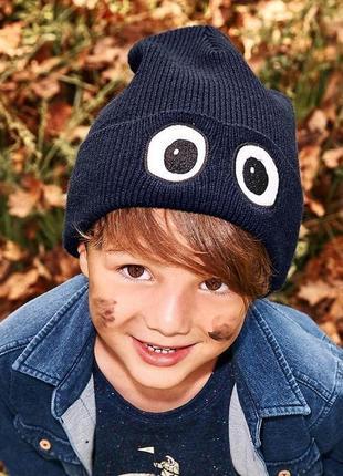 Новая крутая шапка на мальчика тсм чибо германия, размер универсальный