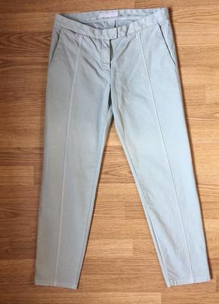 Fabiana filippi 42 s брюки чиносы штаны мятные