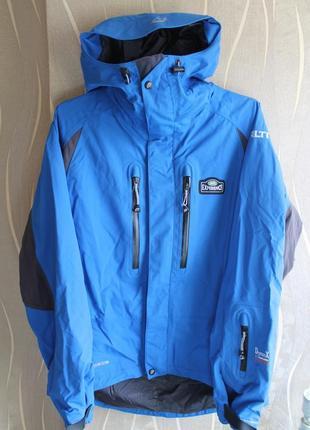Супернадежная стильная куртка лыжная демисезон halti финляндия