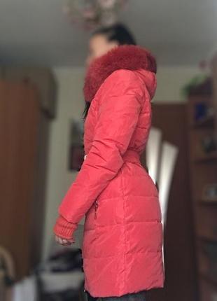 Зимний пуховик3 фото