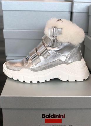 Ботинки женские baldinini 38/37 размер в наличии
