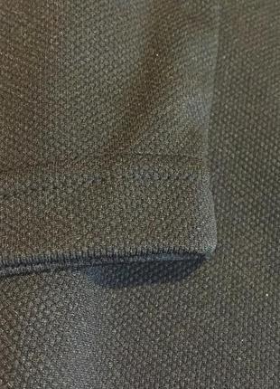 Кроп топ из фактурной ткани с горлом польша5 фото