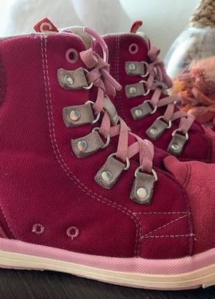 Демисезонные ботинки reima tec