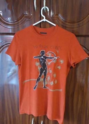Стильная мужская футболка sisley купить в одессе