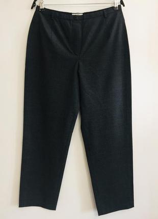 Базовые брюки armani шерсть италия