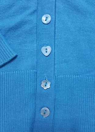 Женская кофточка на пуговицах, рукав три четверти matalan2 фото