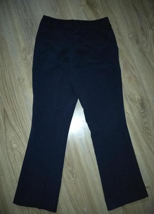 Крутые стильные укороченные брюки la redoute2 фото