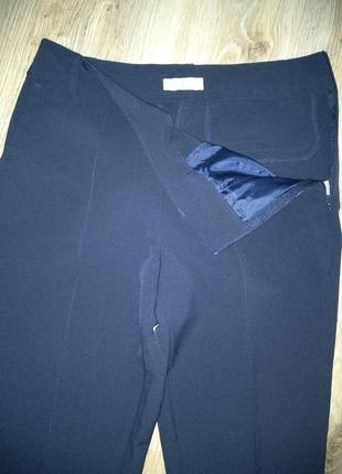 Крутые стильные укороченные брюки la redoute3 фото