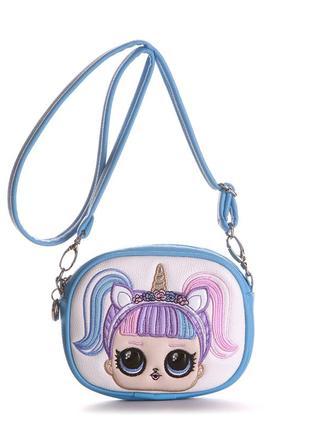 Есть варианты! сумка на плече и пояс кукла лол куколка lol сумочка единорог