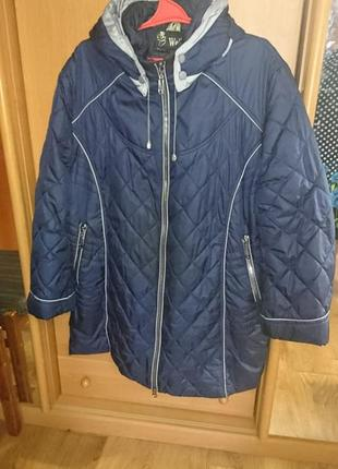 Курточка осенняя3 фото